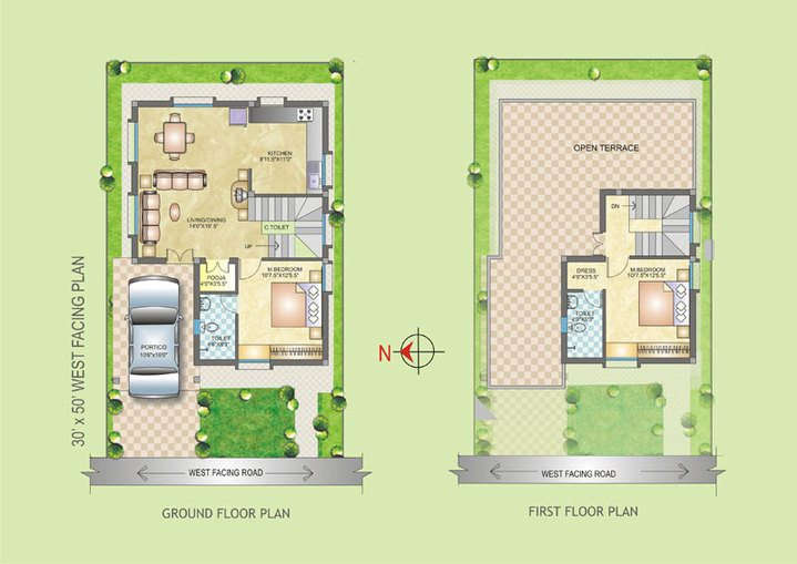 West Facing House Vastu Tips Vastu Wiki